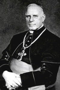 German Archbishop Von Galen who publicly condemned the Nazis programme of killing disabled people
