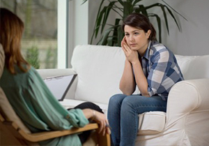 Talking therapy like counseling is a vital supplement to medication