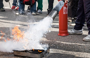 Fire warden training takes only one day and is another qualification much valued by employers