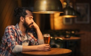 Loneliness can be a major cause of depression in schizophrenia (Photo: Syda Productions on Shutterstock)