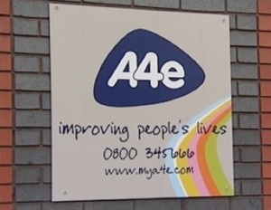 Organisations like A4E and Tomorrow's People can help people with schizophrenia develop important jobsearching skills.