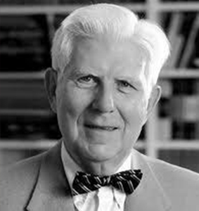 Aaron Beck the US psychologist who pioneered cognitive behavioural therapy.
