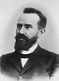 Swiss psychiatrist Eugen Bleuler who first used the term schizophrenia in 1911.