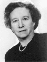 Freida Fromm-Reichman the German psychoanalyst who saw the family upbringing as being the cause of schizophrenia.