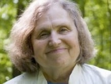 Mary Ellen Copeland, inventor of the Wellness Recovery Action Plan system for coping with mental ill health.