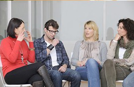 Support groups can help as they give you the chance to meet other people with schizophrenia who have similar problems.