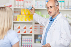 The pharmacist at your chemist can give advice about medicines that will help you cope with side effects.