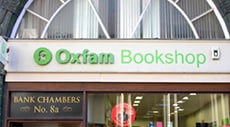 Working in charity shops such as those run by Oxfam provide valuable experience in retail and that all-important entry in your CV.