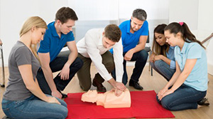 A first aid at work certificate is inexpensive and is valued by most employers.