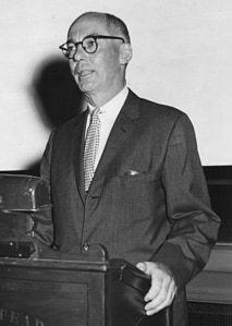 American physician F C Dohan who looked at links between gluten in the diet and schizophrenia.