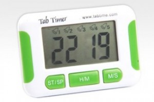 Special electronic timers like this are available to help manage your medication.