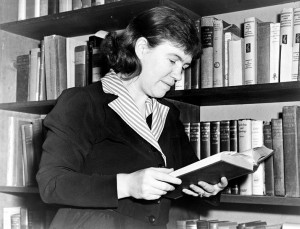 Margaret Mead, the US anthropologist, whose study of societies around the globe stressed the need for people to find a role in their community.