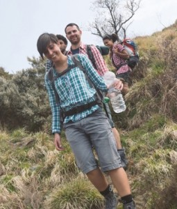 Social activities like walking can help to enlarge your circle of friends.