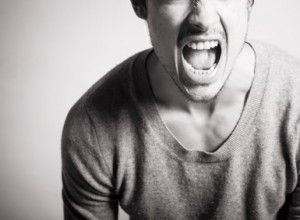 Anger is an understandable reaction to intense feelings of paranoia but must be worked on during recovery.