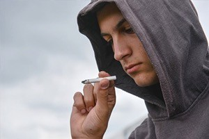Depression in schizophrenia may lead people to abuse alcohol or use street drugs.