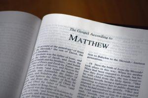 Study of the gospels is important to spiritual development.