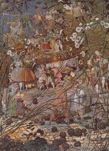The Fairy Feller's Master Stroke by Richard Dadd.