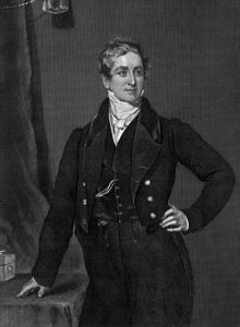 Sir Robert Peel, English Prime Minister who McNaghten tried to kill.